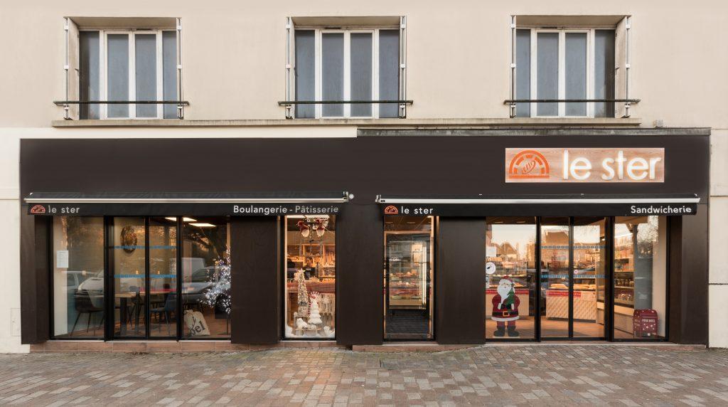 Boulangerie Le Ster, 17 place de l'église, 56270 Ploemeur