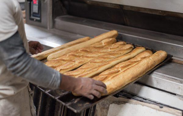 baguettes dorées Le Ster, Boulanger à Ploemeur
