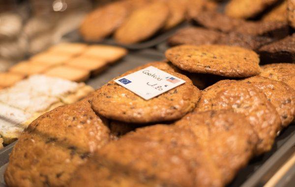 Viennoiserie Cookies